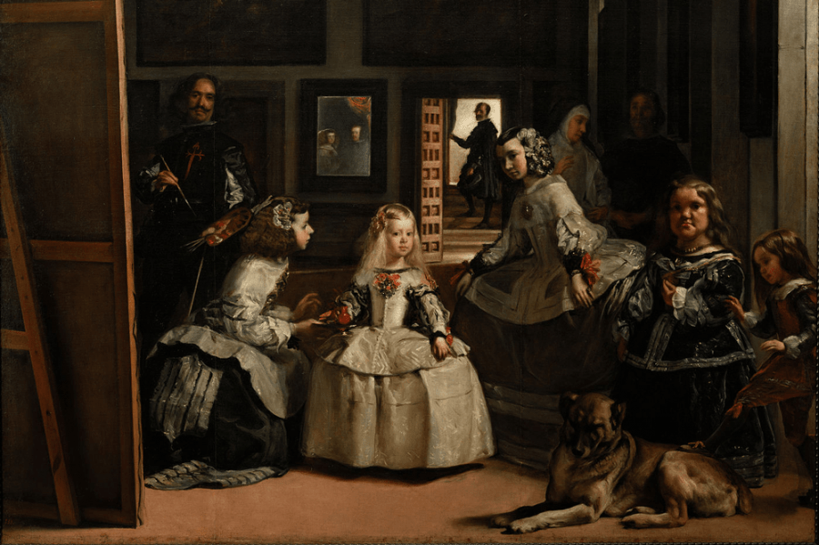 Las meninas. Velázquez