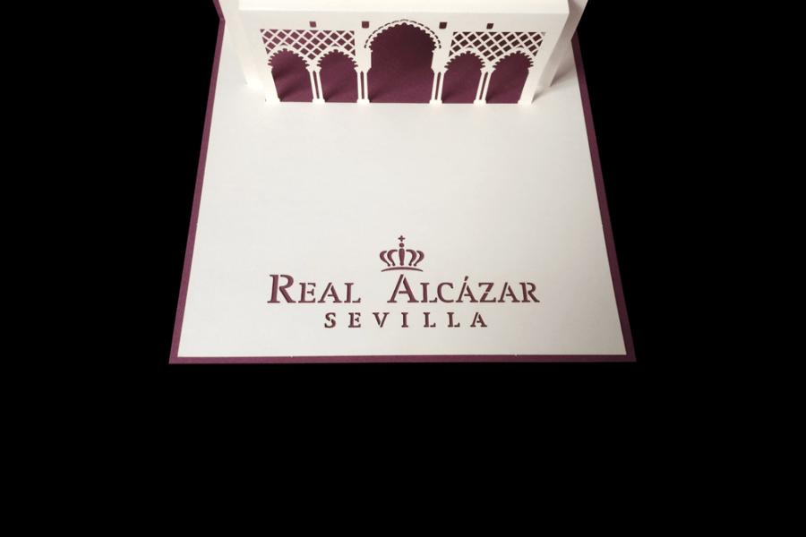 Pop-Up Alcázar de Sevilla