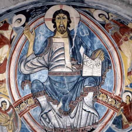 San Clemente de Tahull. Maestro de Tahull