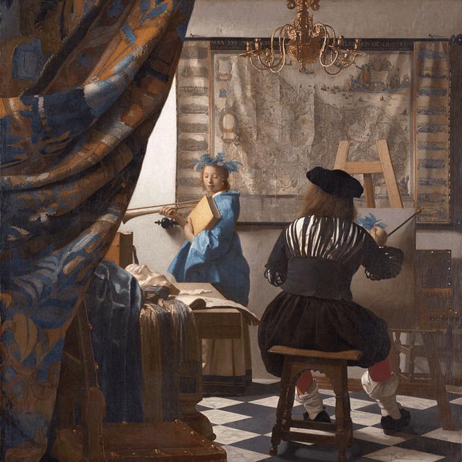 El arte de la pintura